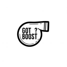 T-shirt|Got boost?