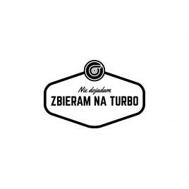 T-shirt| Nie dojadam, zbieram na turbo